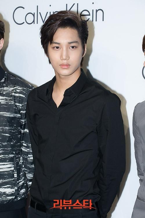 Kai EXO di awal karier